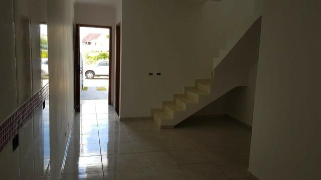TI-Casa Com Àtico-Campo de Santana/Tatuquara/Rio Bonito-Imobiliaria Pazini - Foto 3
