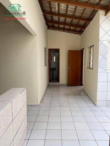 Casa com 2 dormitórios para alugar, 68 m² por R$ 450/mês - Vila Góis - Anápolis/GO - Foto 4