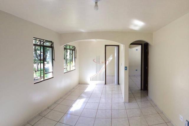 Apartamento com 3 dormitórios para alugar, 53 m² por R$ 900/mês - Jardim Alice I - Foz do  - Foto 13