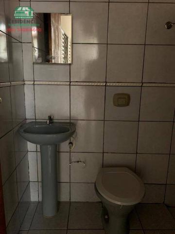 Casa com 2 dormitórios para alugar, 68 m² por R$ 450/mês - Vila Góis - Anápolis/GO - Foto 10