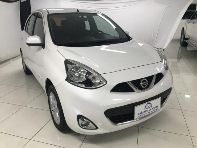 Nissan March 1.0 - SV - Versão Super Completa