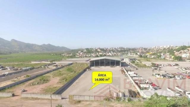 Galpão em uma área com total de 14.000m² - Foto 2