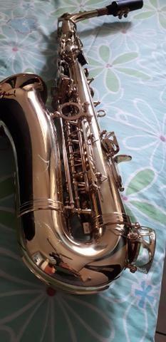 Sax alto novíssimo lindo - Foto 6