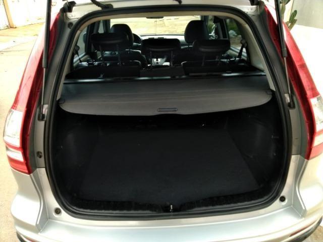 Honda CRV exl 2.0 4x4 impecável !! Mais top da categoria. Couro + teto solar - Foto 6