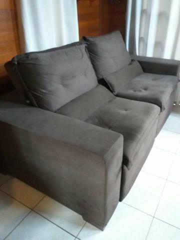 Sofá novinho super confortável - Foto 6