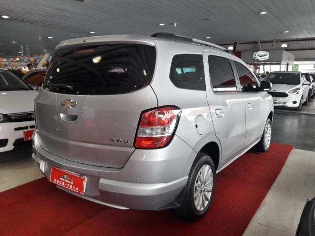 SPIN 2013/2014 1.8 LT 8V FLEX 4P AUTOMÁTICO - Foto 7
