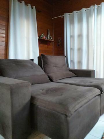 Sofá novinho super confortável