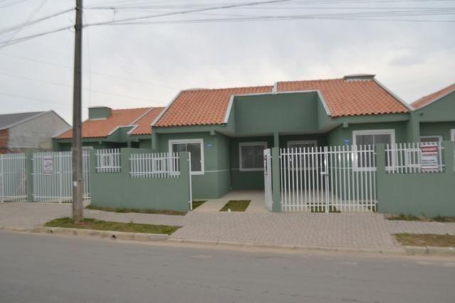 ED Casas com Laje 02 quartos Tatuquara/Rio Bonito/Campo de Santana-Imobiliaria Pazini