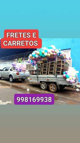 FRETES E CARRETOS PARA TODO BRASIL  - Foto 3