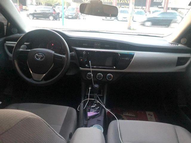 Corolla GLI aut. Completo + GNV 5º G com Apenas 33.000 km - Foto 6