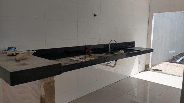 Casa 2 quartos com suíte, não geminadas, acabamento diferenciado - Foto 4