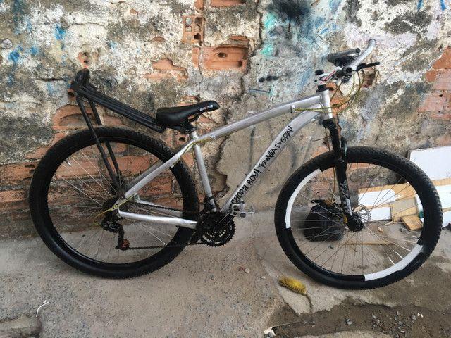 Vendo bike aro 29 marca ecos