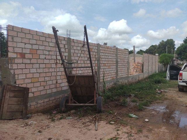 vendo Terreno todo murado e aterrado no bairro vitória régia,próximo rua asfaltada 26x30
