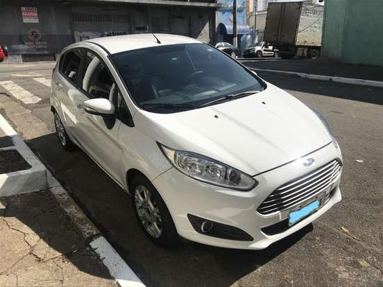 Fiesta Hatch 1.6 16V flex 4P Powershift 2015 - Foto 2