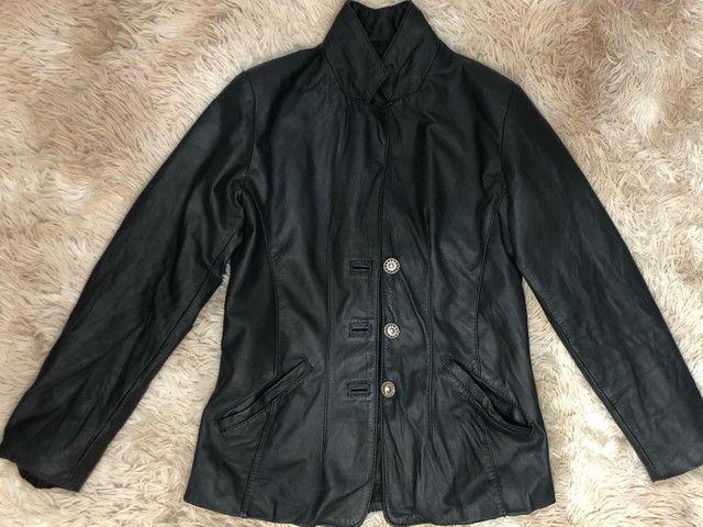 Jaqueta de couro original - Foto 2