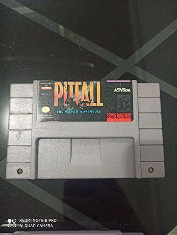 Fitas super Nintendo original - Foto 4