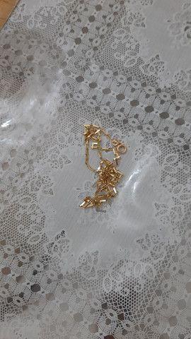 Cordão de Ouro 18k - Foto 3