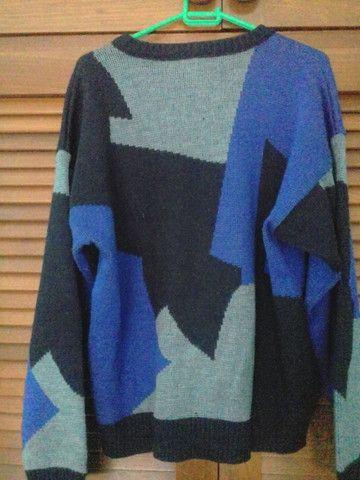 Blusão de Lã Lacoste - Foto 2