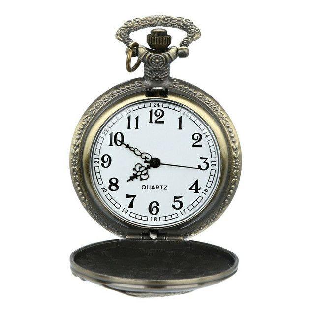 Relógio de bolso vintage  - Foto 2