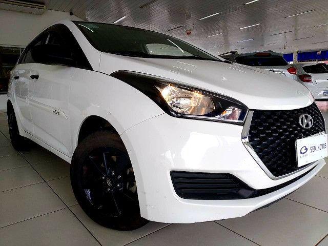 Hyundai HB20 sedan 2019