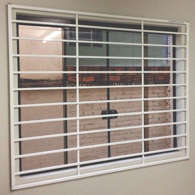 Grades para portas e janelas