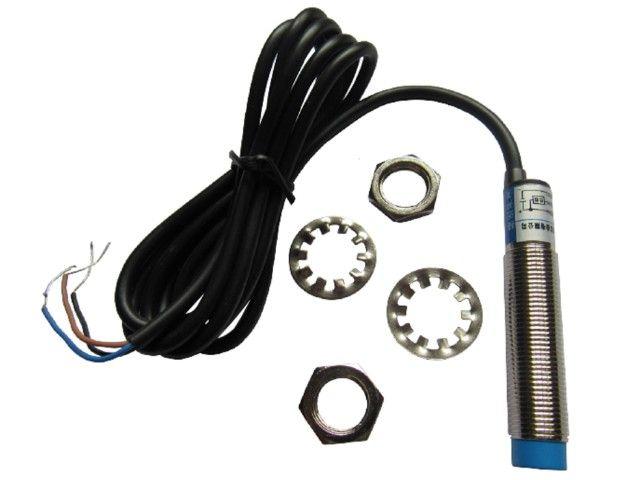 Sensor De Proximidade Indutivo Npn Lj12a3-4-z/bx 4mm - Foto 4