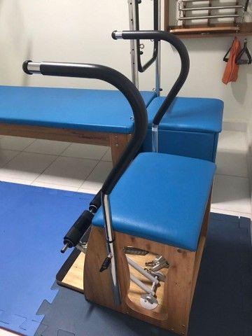 Aparelhos de Studio de pilates Arktus Cor azul royal (usados em bom estado) - Foto 5