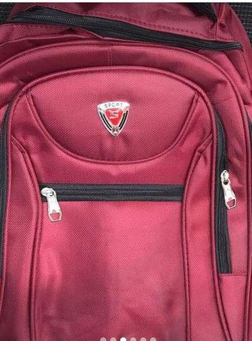Lindas mochilas várias cores