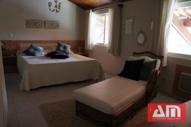 Vendo Excelente Flat mobiliado em condomínio com estrutura de lazer em Gravatá. - Foto 7