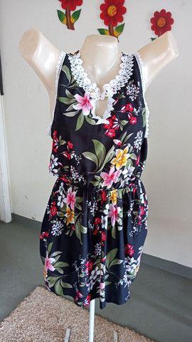 Vestido viscose novo  - Foto 2