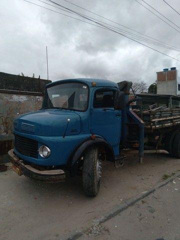 Caminhão muck 3,5 ton