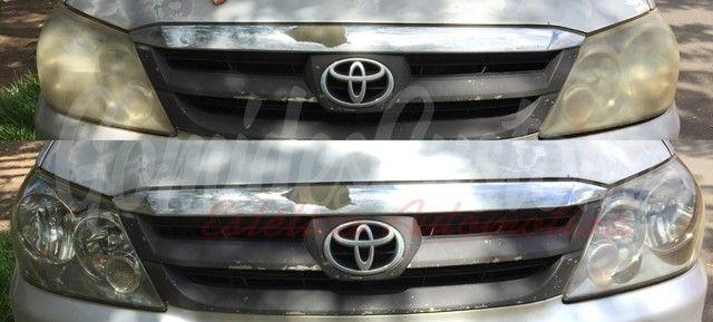 Restauração de faróis e lanternas automotivos com garantia de 1 ano. - Foto 3