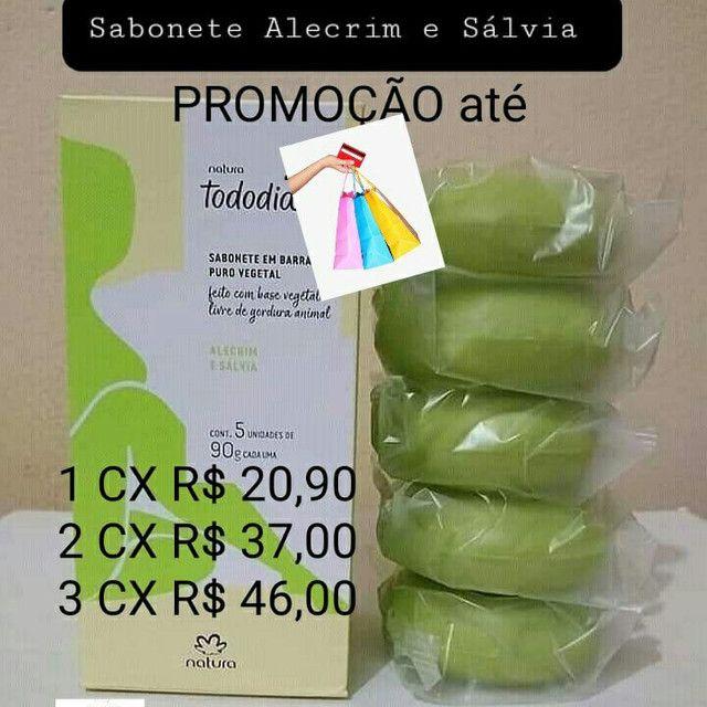Promoção Sabonete  (NATURA)