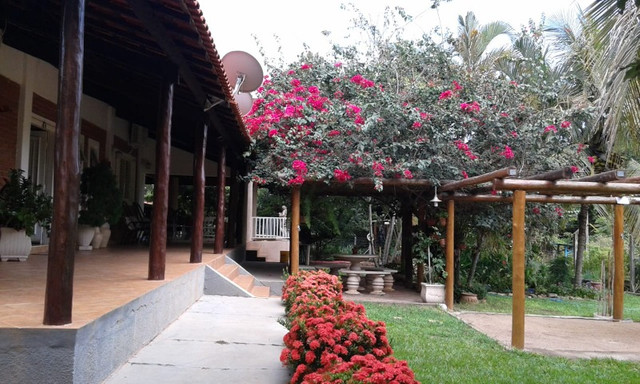 Rancho as margens do rio Sucuriú - Foto 13