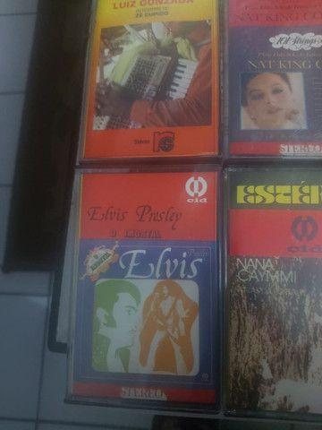 Fitas de musica antigas - Foto 3