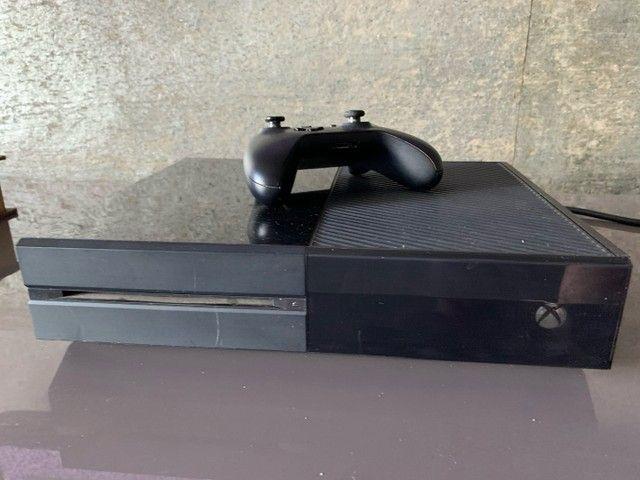 Xbox One Fat + Mortal Kombat X - Foto 3