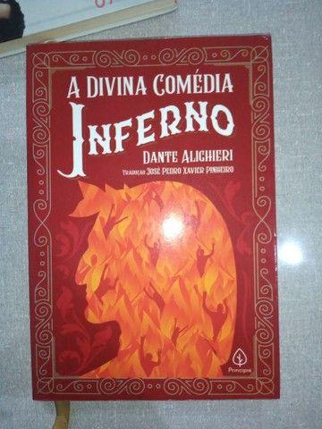 """""""A Cinco passos de você"""" e """"Inferno de Dante"""" - Foto 4"""