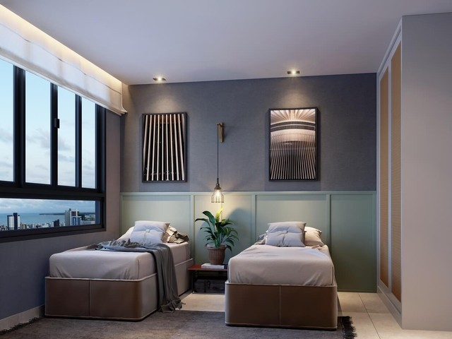 Apartamento com 3 dormitórios à venda, 87 m² por R$ 530.000,00 - Manaíra - João Pessoa/PB - Foto 8