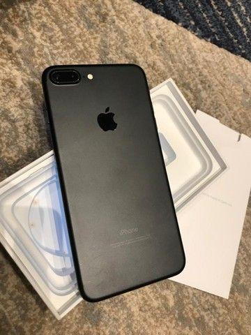 Iphone 7 Plus 128GB Black - Foto 2