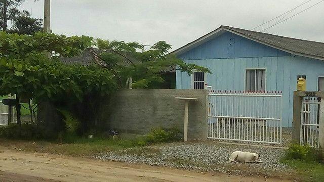 Casa com escritura e registro de imóvel,ItapoàSC,vende ou troca. valor 160,000 - Foto 18