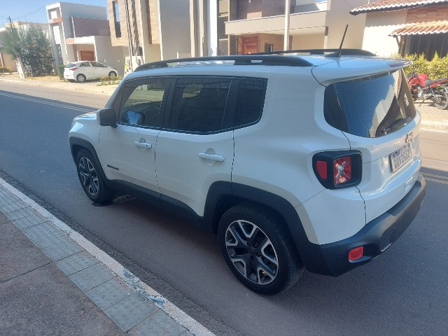 Jeep Renegade 1.8 Longitude Automático 2019 - Uso urbano - Conservadíssimo - Foto 12