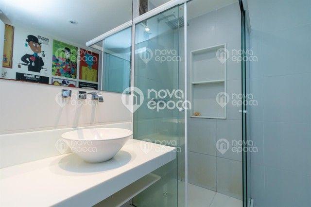 Apartamento à venda com 2 dormitórios em Botafogo, Rio de janeiro cod:BO2AP55743 - Foto 17