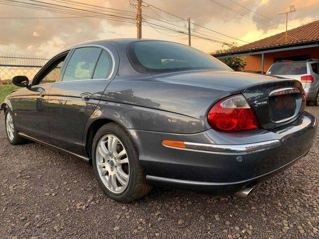 Sucata Para Peças Jaguar S-type V8 2002 - Foto 5