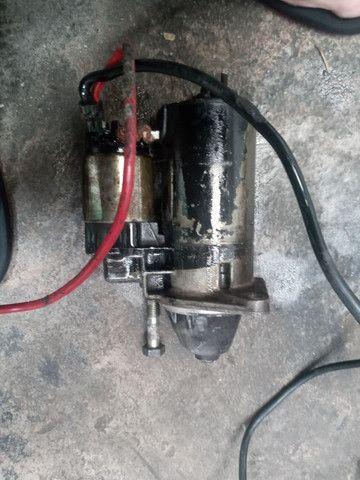 Motor de partida GM omega e omega suprema