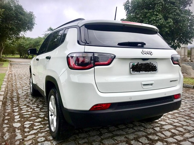 Jeep Compass Sport 2018. Sem detalhes! - Foto 3