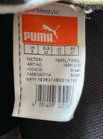 Vendo Tênis Futsal Puma - TAM 41 - Foto 5