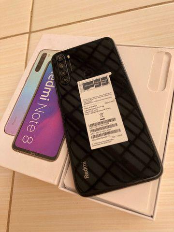 Xiaomi redmi note 8 impecável  - Foto 3