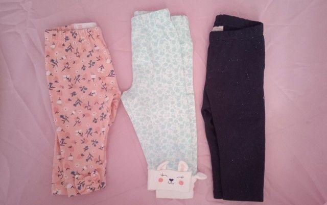 Lote roupa menina (0-6 meses) - Foto 3