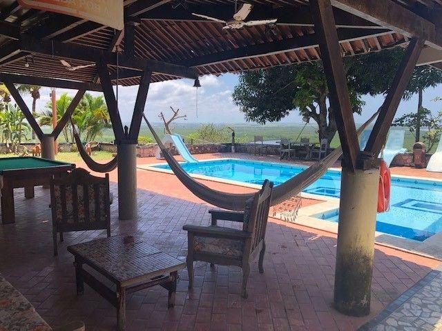 Casa Praia Chácara Sitio  8 Quartos 6 Suítes E 10 Banheiros Piscina Vendo Troco Facilito - Foto 3