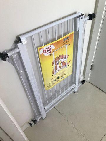 Grade de proteção com portão - Foto 5